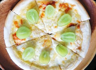 農園マスカットピザ