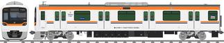 太陽電気鉄道C1600系(旧塗装)