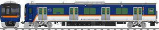 太陽電気鉄道C1500系電車(アルミ車)