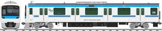 太陽電気鉄道C1600系電車(NR仕様)