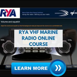 superyacht crew training rya vhf marine radio course