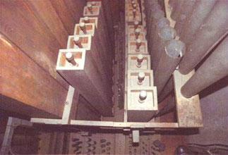 versenktes Register, Klais-Orgel, Hl. Dreifaltigkeit, Orgelförderverein