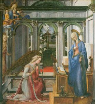 Fra Filippo Lippi (1406 - 1469)