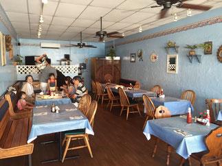 ハワイ オアフ島 東海岸 カイルア レストラン Uahi Island Grill