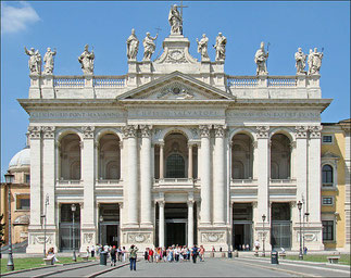 Basilique Saint Jean de Latran Rome - Wikipédia