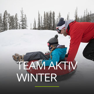 Weihnachtsfeier mit Team Aktiv