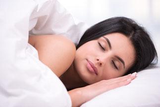 Schlafende Frau - Fitness Germersheim