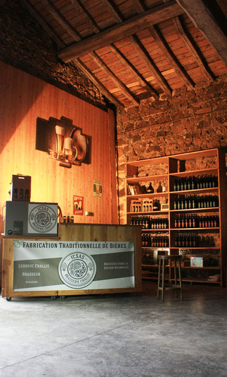 Fabrique bières boutique brasserie roanne
