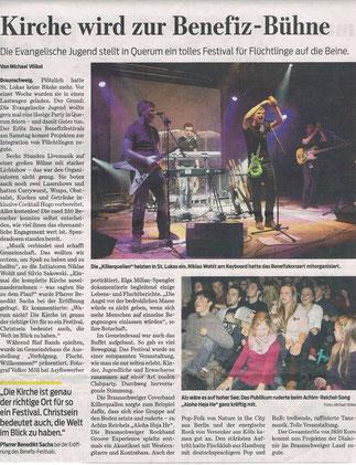 Braunschweiger Zeitung vom 29.02.2016