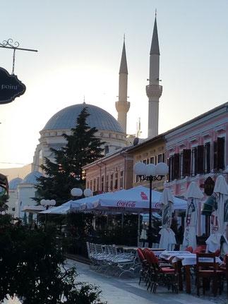 Shkoder Albanie église mosquée