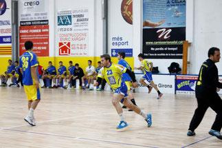 AUGI-UESarrià-Esplugues en partit de lliga