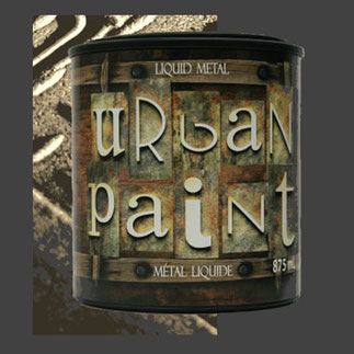 Urban Paint, Liquid Metal paint