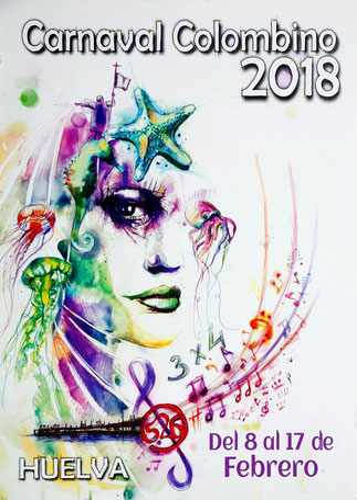 Fiestas en Huelva Carnaval Colombino
