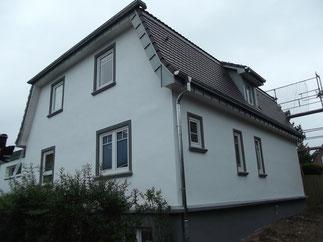 Ein modernes und frisch saniertes Wohnhaus