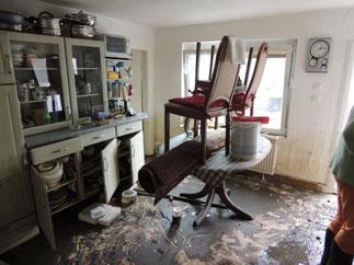 Dies war einst die Küche der Kolleys