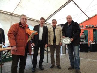 Michael Heiligtag, Manfred Behrens, Eckhard Jockisch, Henry Helmuth