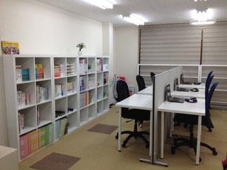 京橋・城東区蒲生の個別指導学習塾アチーブメント - 教室の風景