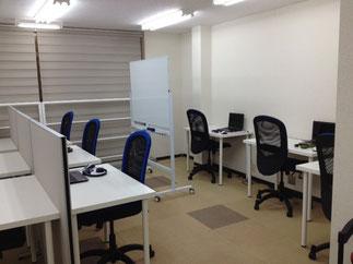 京橋・城東区蒲生の個別指導学習塾アチーブメント - 授業スペース