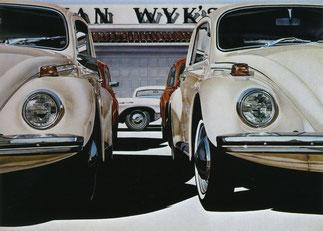 Don Eddy, Ohne Titel (Volkswagen), 1971, Foto: privat