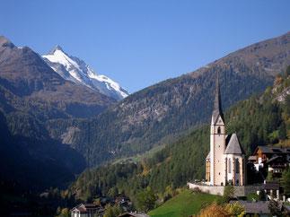 Hochzeitskirche in Kärnten