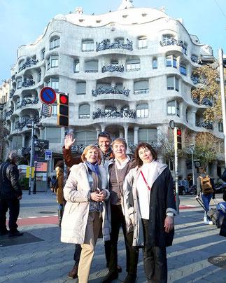 Экскурсии в Барселоне, отзывы туристов