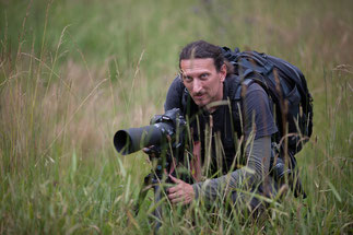 Der Fotograf...