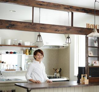 デザインとDIYでおうちをカフェのようなおしゃれなくつろぎ空間に。DIYプランナー®山口恵里