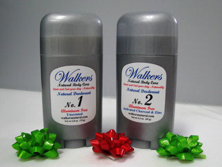 Natural Deodorant - Baking Soda Free