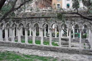 Genova-Pozzo e chiostro di Sant'Andrea