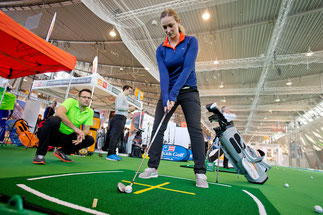 Golf- und WellnessReisen 2016 - © MESSE STUTTGART