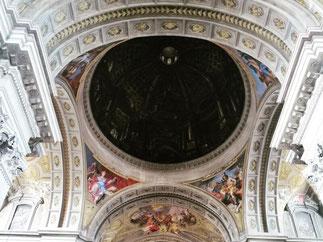 Фальшивый купол в Риме