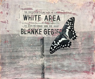 "© T. Messing ""Whites only"""
