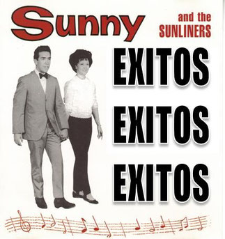Sunny Osuna And The SunLiners – Solo Exitos