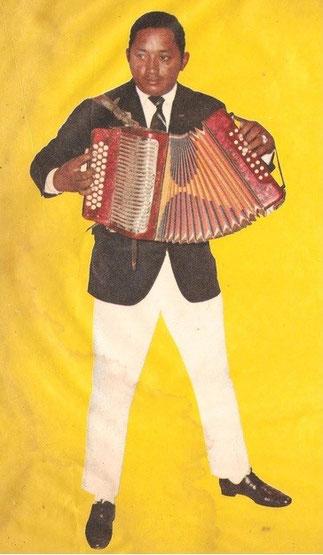 Lizandro Meza.
