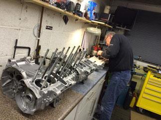 Honda CB1100F/R Race Engine Building