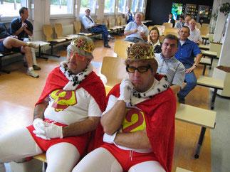 """2003 """"Die Heiligen 2 Könige sind schon in der Warteschleife"""""""