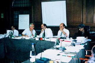 食生活とがん予防、編纂会議、ロンドン