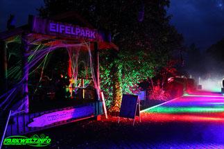 Halloween 2021 Eifelpark Nightmare on Whitestreet chapter 3 Eifel Bitburg Freizeitpark