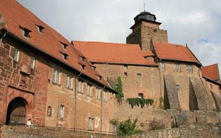 Burg Breuberg lockt die Duathleten ©B3-Events