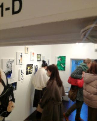 2016年 artDive11 ブースレイアウト