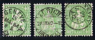CH 34    Mi.Nr.: 26
