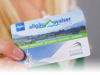 Allgäu Walser Card Ferienwohnung Noll
