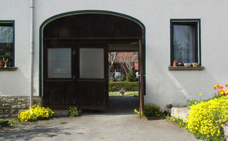 Eingang zum Töpferhof