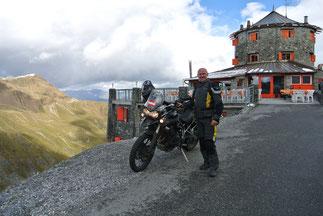 Vorm Tibet oberhalb des Stilfser Jochs