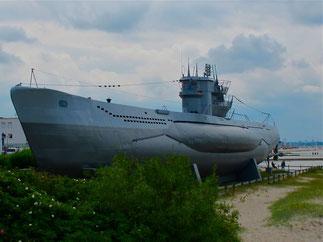 U - 995 - ein beeindruckendes Mahnmal