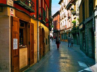 Leon ist vielleicht die schönste Stadt am Jakobsweg