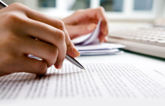 Korrekturlesen Masterarbeiten Diplomarbeiten Bachelorarbeiten peduzzi beratungen
