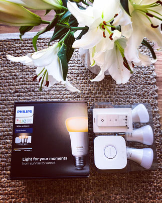 Philips Hue White Ambiance Starter-Set