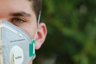 Mundschutz Maske