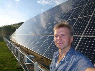 Eigener Strom Solarstrom Simon